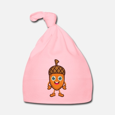 Kindergarten Acorn oak tree comic - Baby Cap