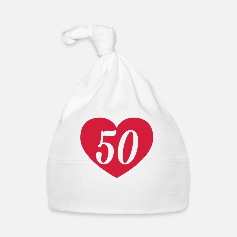 50 Geburtstag Herz Von Shirtrecycler Spreadshirt