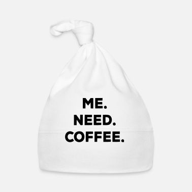 Wc I. NEED. COFFEE. - Vauvan myssy