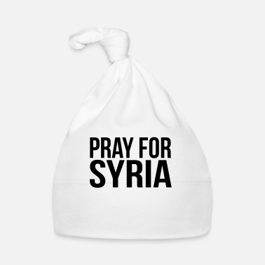 Islam PRAY FOR SYRIA - Muts voor baby's