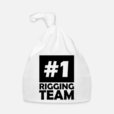 Rig number one rigging team - Baby Cap