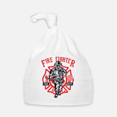 Fire Fighter Fire Fighter - Baby Cap
