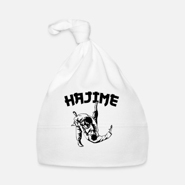 Hajime Judo Design Combat Motivation - Babyhue