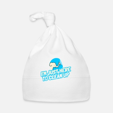 Cleaner Cleaning Lady Houskeeper Maid Janitor Facility - Baby Cap