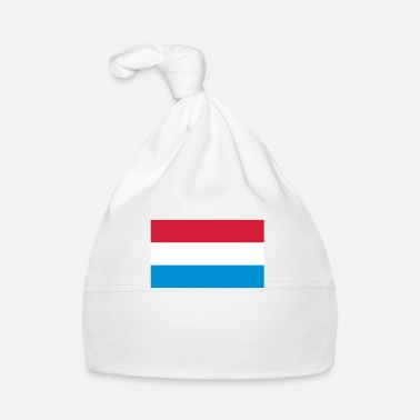 Holland Nationale vlag van Holland - Muts voor baby's