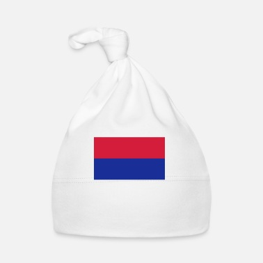 Dominican Republic National Flag of Haiti - Baby Cap