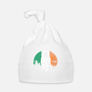 Ordina online Berretto neonato con tema Irlanda  95e1d98a1d7