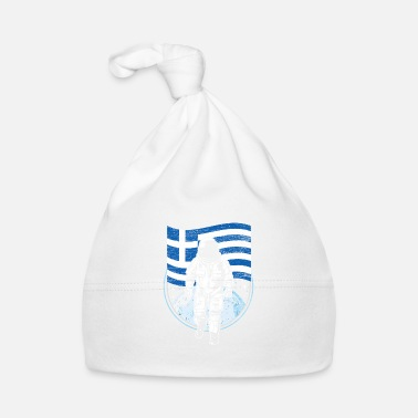 Greece Greece flag - Baby Cap