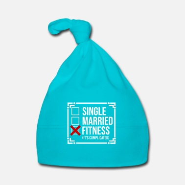 Marry Single Married Fitness - it's complicated - Baby Cap