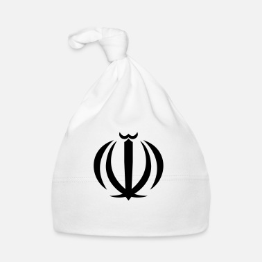 Révolution Armoiries nationales de l Iran - Bonnet Bébé
