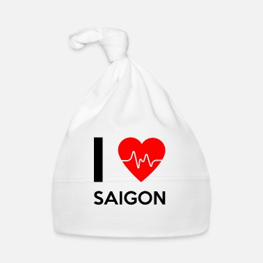 Saigon I Love Saigon - I Love Saigon - Baby Cap