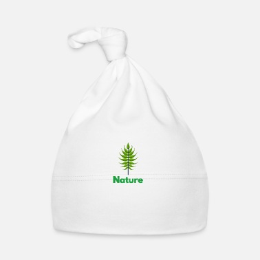 Nature Nature nature lover - Baby Cap