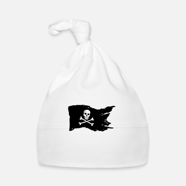 Pirate Flag pirate flag - Baby Cap
