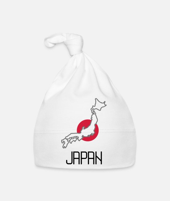 Japan Design Baby mutsjes - japan - Baby muts wit