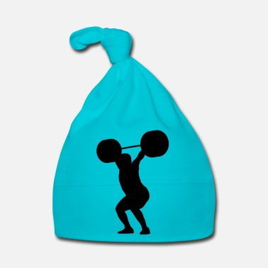 Weightlifting weightlifting weightlifting - Baby Cap