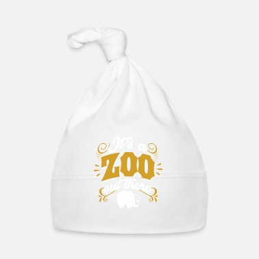 Zoo Animal Zoo Zoo Animal Zoology Zoo Animal Keeper - Baby Cap