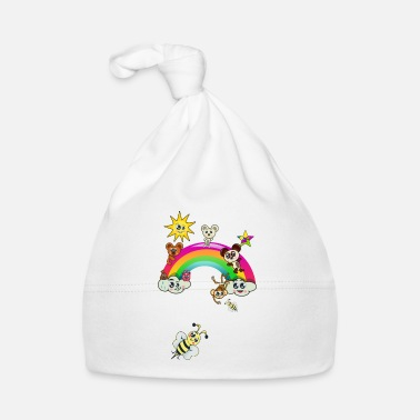 Tenderness Rainbow Cute - Baby Cap