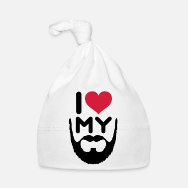 Hilarious I Love My Beard - Babymütze