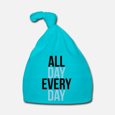 Day all day every day - Bonnet Bébé