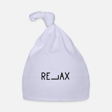 Relax Relax relaxation - Baby Cap