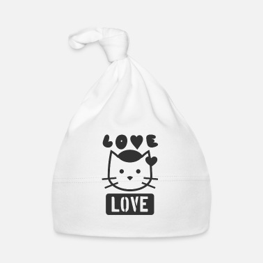 Corazon Love Cats - Baby Cap