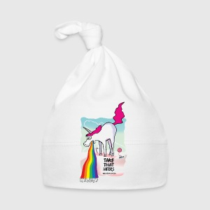 unicorn throwing up rainbow by csart spreadshirt