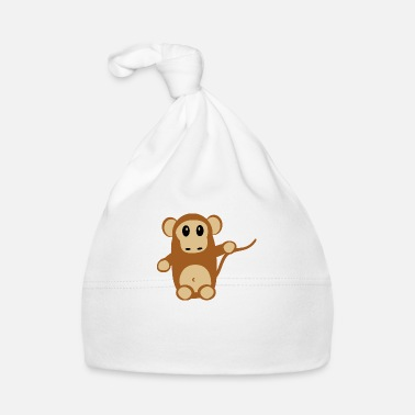 Collections Monkey Face - Baby Cap