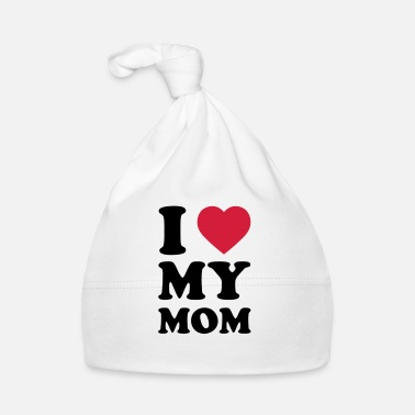 I LOVE MY MOM - Vauvan myssy