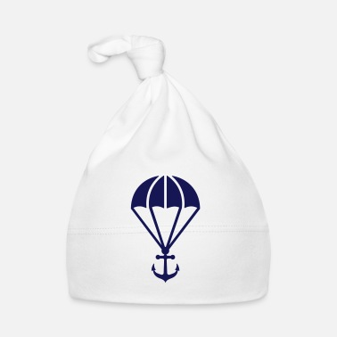 Marine Parachute with anchor - Muts voor baby's