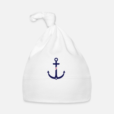 Anchor Anchor Strip - Baby Cap
