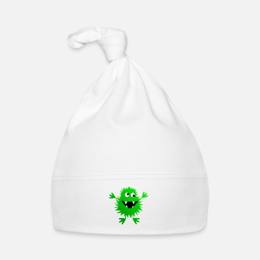 Christina Creation green monster - Baby Cap