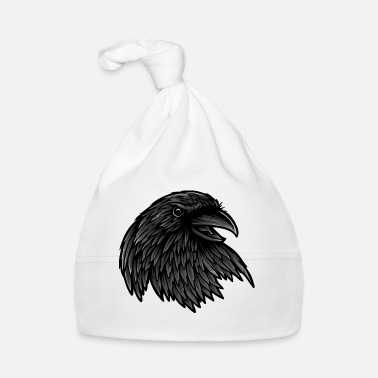 Friendship Dark Rise Of The Raven Raven T-Shirt - Baby Cap