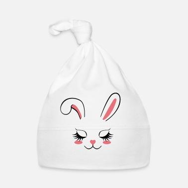 ca11b9095854 Fille Cadeaux-bébé doux lapin-lapin-Pâques-genre - Bonnet Bébé