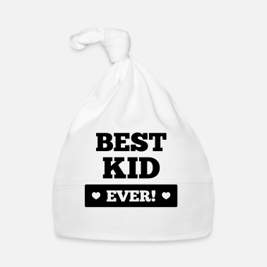Tío Best kid ever - Gorro bebé