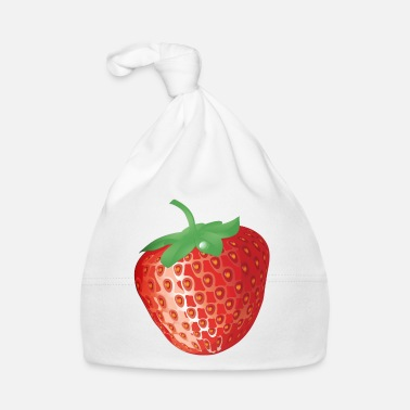 Strawberry Strawberry - Baby Cap