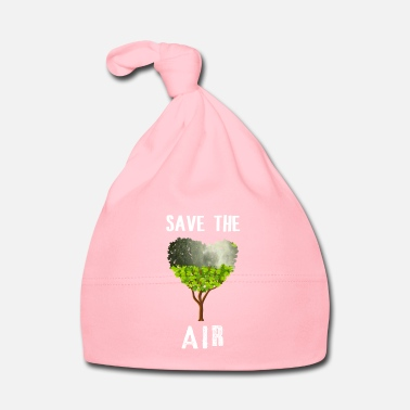 Air Save the air - Save the air - Baby Cap