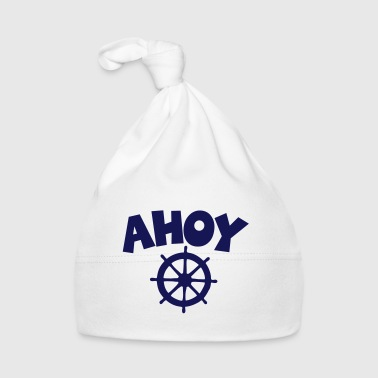 Ahoy Wheel Segel Design - Baby Mütze