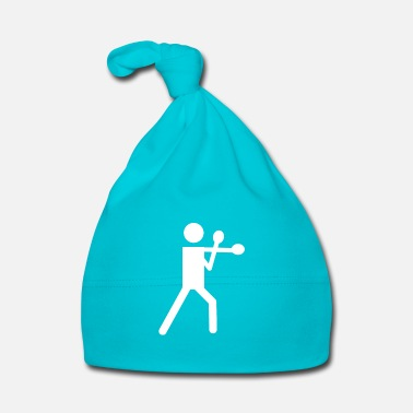 Movement Boxing sport movement gift idea - Baby Cap