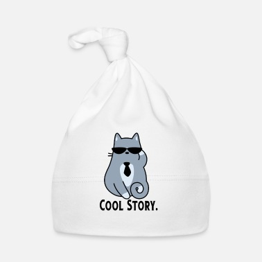 Cool Story COOL STORY CAT - Baby Cap