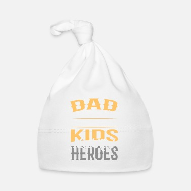 Father dad gift daughter son child - Baby Cap
