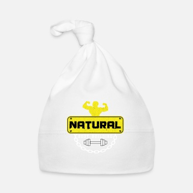 Body Builder Natural Body Builder - Baby Cap