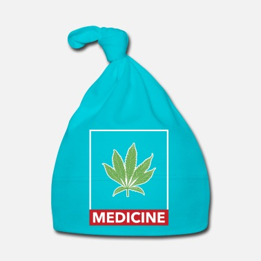 Hashish Marijuana cannabis weed hashish hemp - Baby Cap