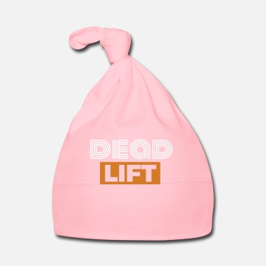 Gym Funny Dead Lift Gym Shirt Deadlift 1 - Baby Cap
