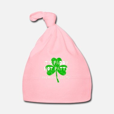 Feckin Feckin Eejit Distressed for St Paddy's Day - Baby Cap