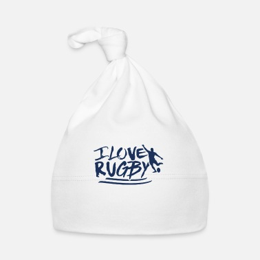 Rugby Rugby Ball Rugby Rugby Match Rugby Player Team - Baby Cap