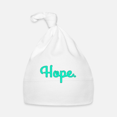 Foresee Give, receive and share hope with this simple and - Baby Cap