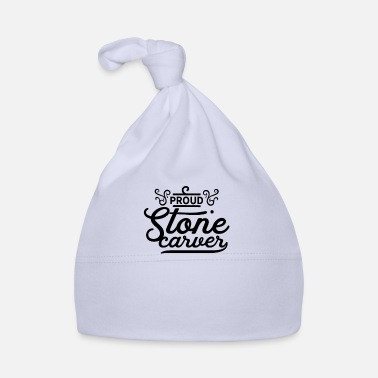 Stone Carving Carving stone - Baby Cap