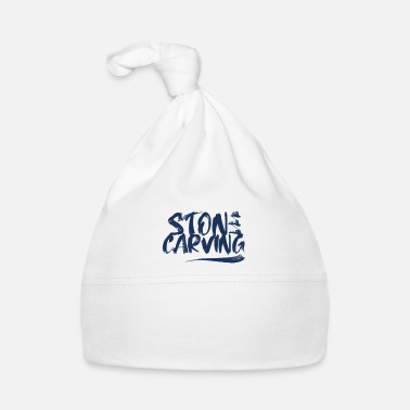 Skupteur Profession Stones Steinmetz Sculptor Carving stone - Baby Cap