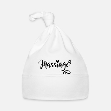 Marriage Marriage - Baby Cap