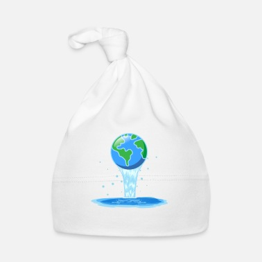 Global Melting Earth Global Warming - Baby muts